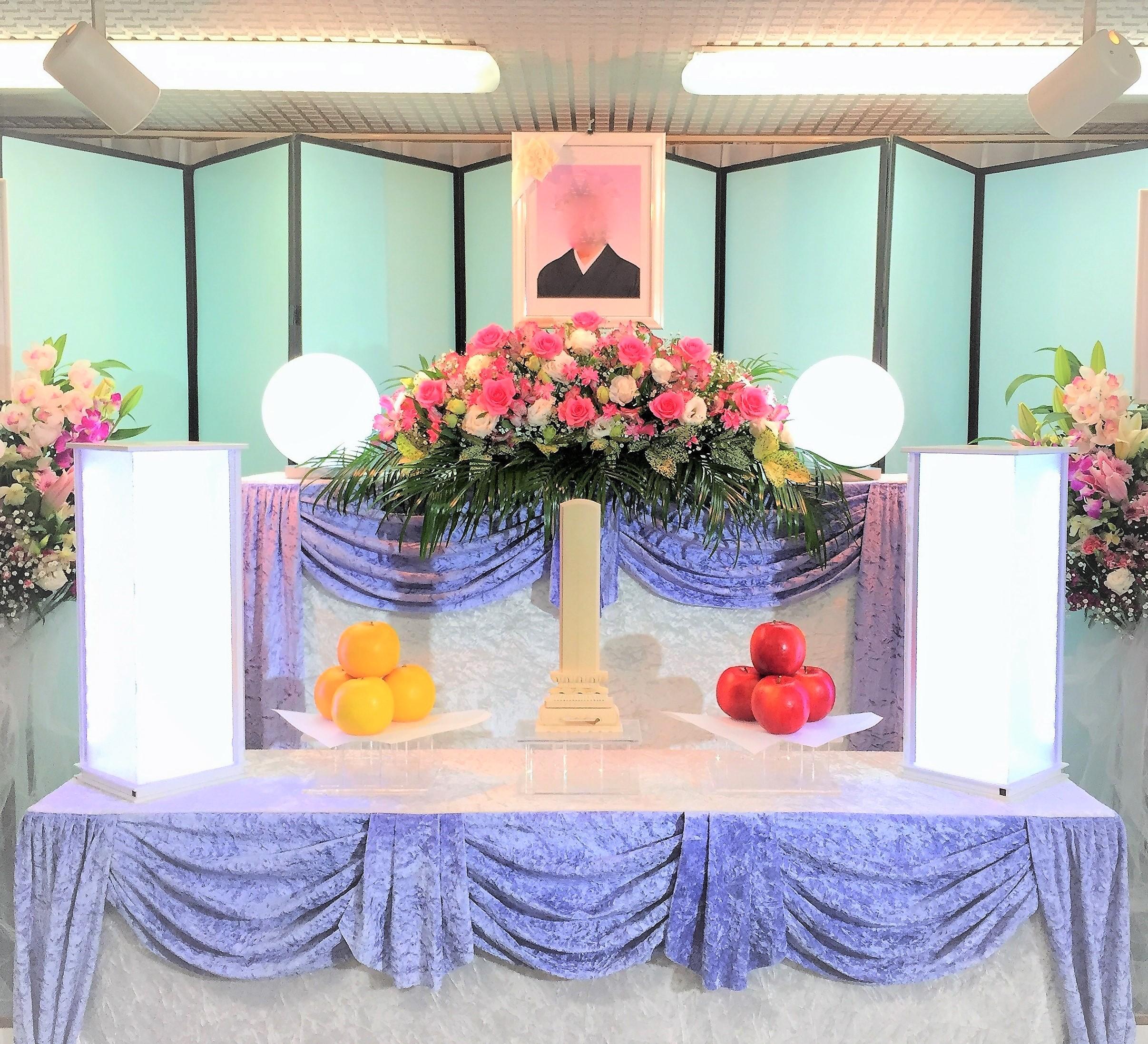 家族葬【プランA】霊安室ご利用プラン